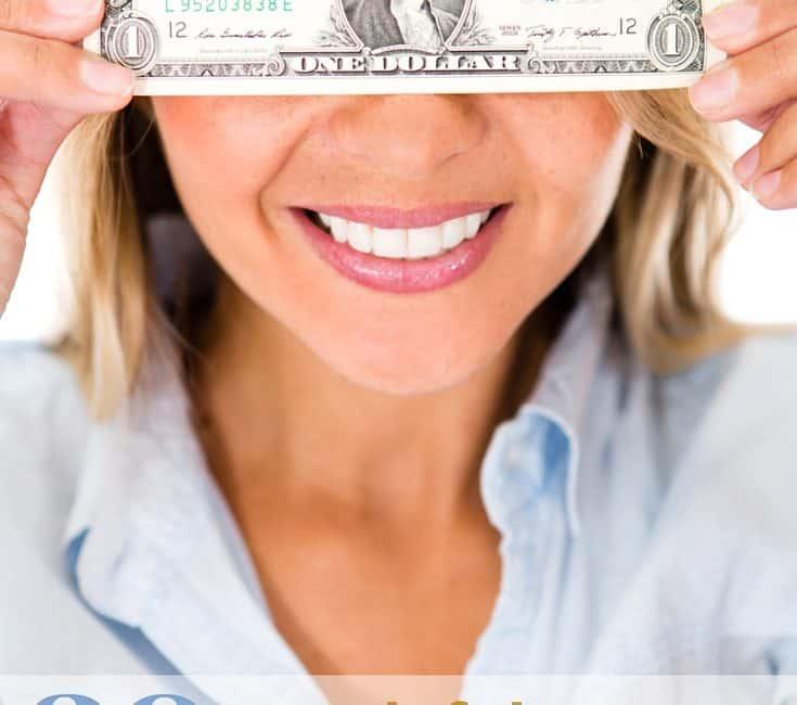 20 Helpful Ways To Save Money