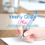 MSAHA: 2015 Yearly Goals Plus January Goals
