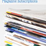How To Get Free Magazine Subscriptions: Latina Magazine & Star Magazine