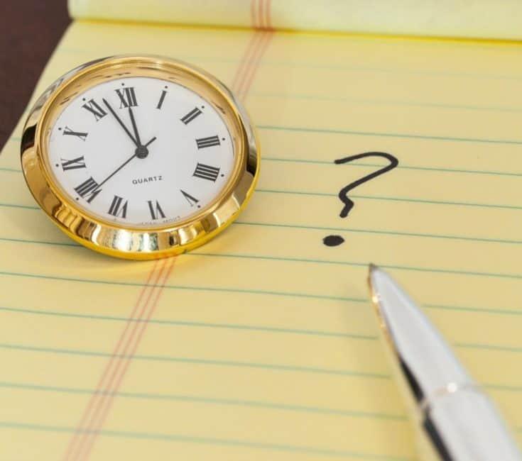 3 Steps For Better Time Management