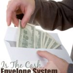 Is The Cash Envelope System For You?