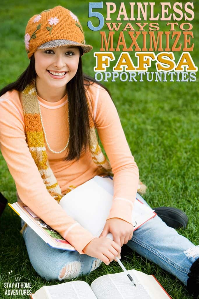 FAFSA defines which students qualify for student loans, federal grants and work-study jobs. Here you will get to know how to maximize FAFSA Opportunities