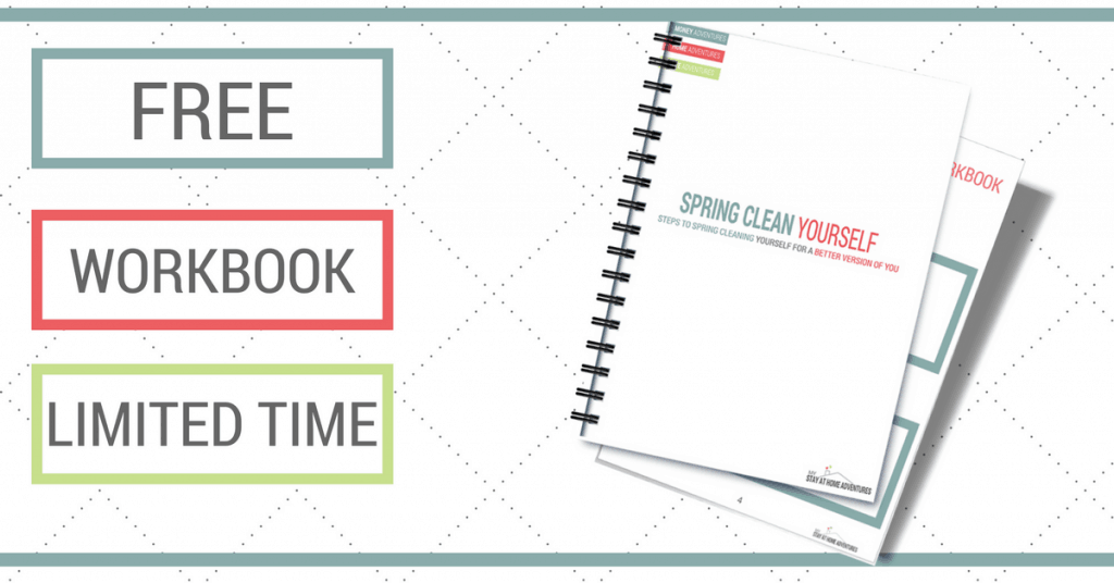 Spring Clean Yourself Workbook