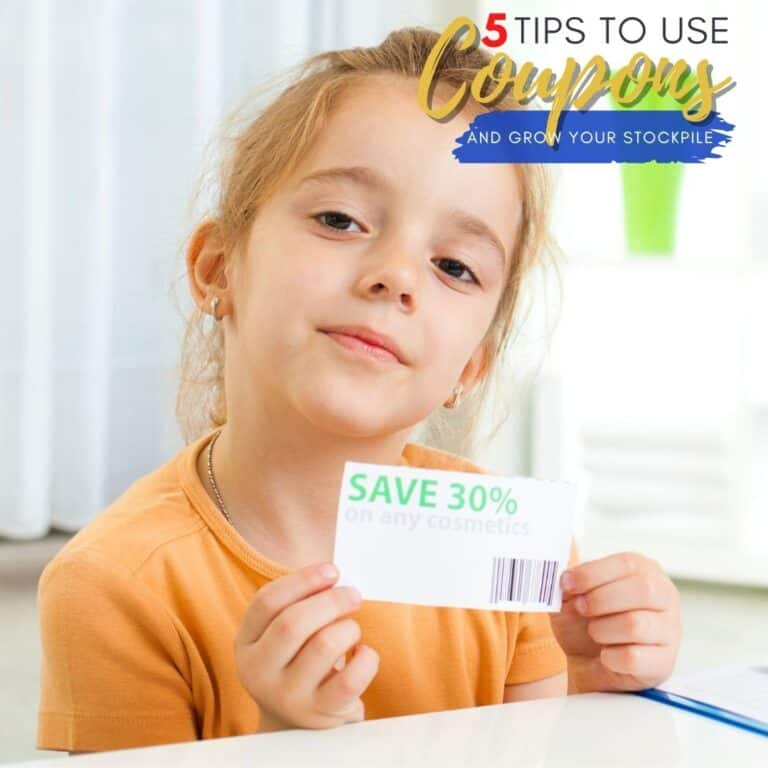 How To Use Coupons And Grow Your Stockpile In 2021