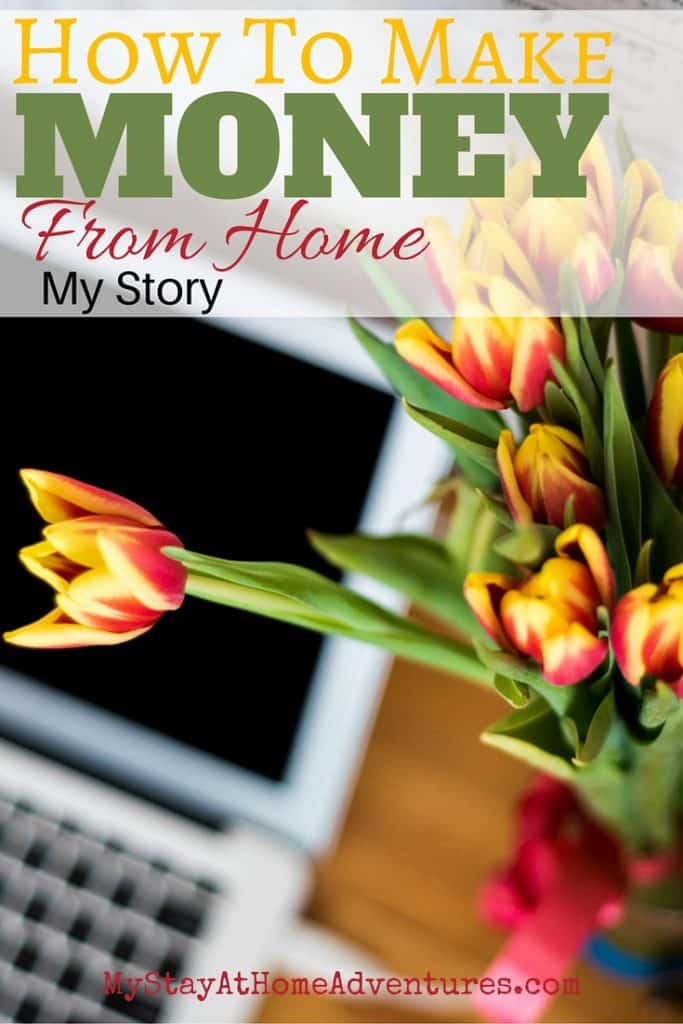 Learn how I learned to make money from home and what it took to make it. Learn how to make money from home as well.