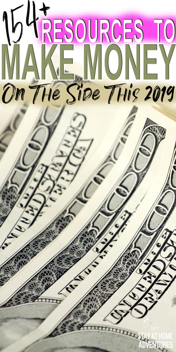 Learn how to make extra cash with over 150 realistic resources to make money and keep making. Start implementing these ideas and watch your money grow.