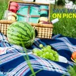 8 Never Thought Of Tips To Help You Save Money On Picnics