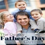 The Quirky Father's Day Gift Guide (Your Dad Is Going To Love)