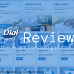 Dial Rewards Review Code Program