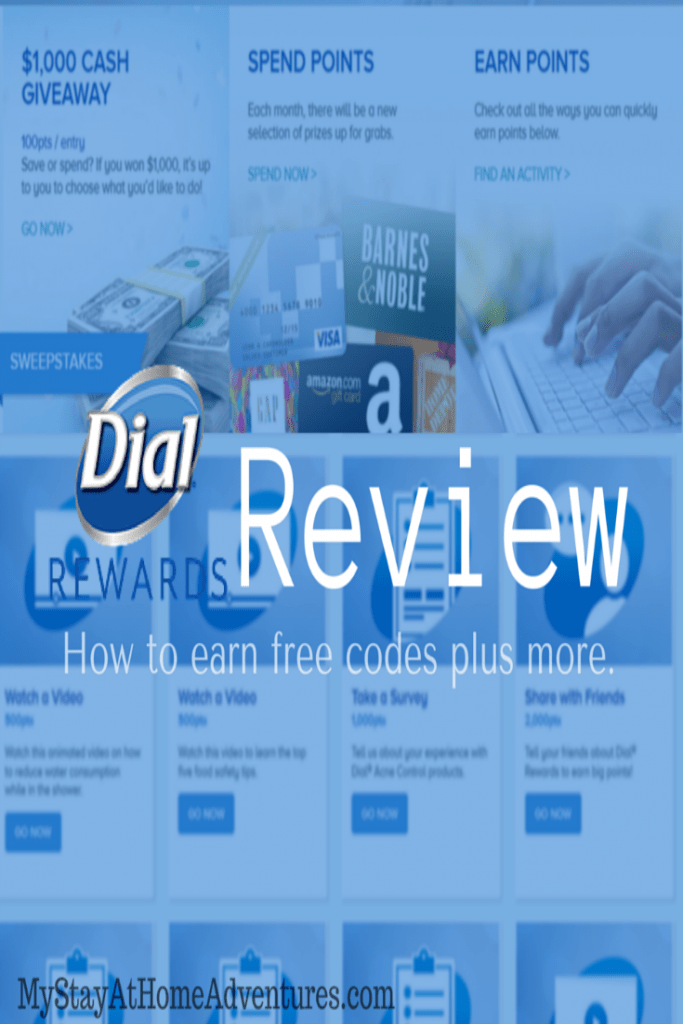 Anyone heard of Dial Rewards? Since we love rewards programs here I was lucky enough to be able to review and give my honest opinion about Dial Rewards.