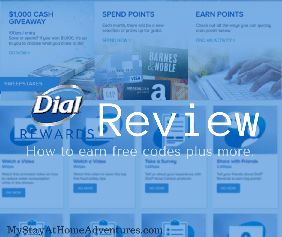 Anyone heard of Dial Rewards code? Since we love rewards programs here I was lucky enough to be able to review and give my honest opinion about Dial Rewards.