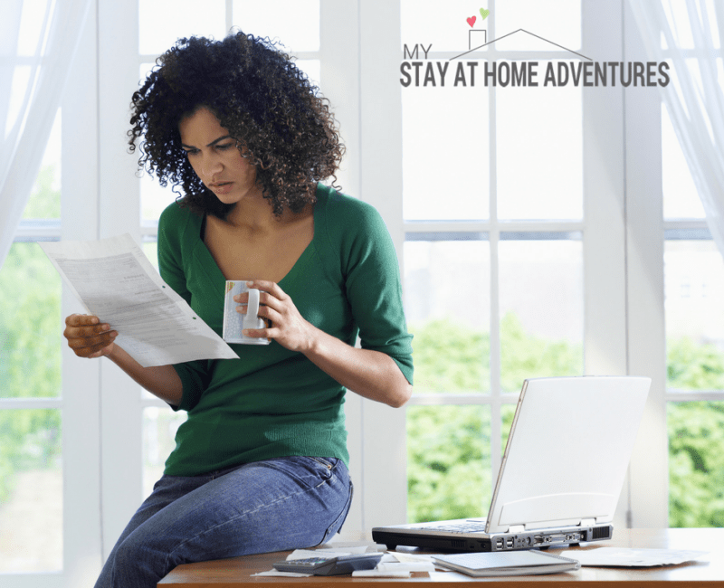 6 Ideas To Help You Stay At Home and Make Money!