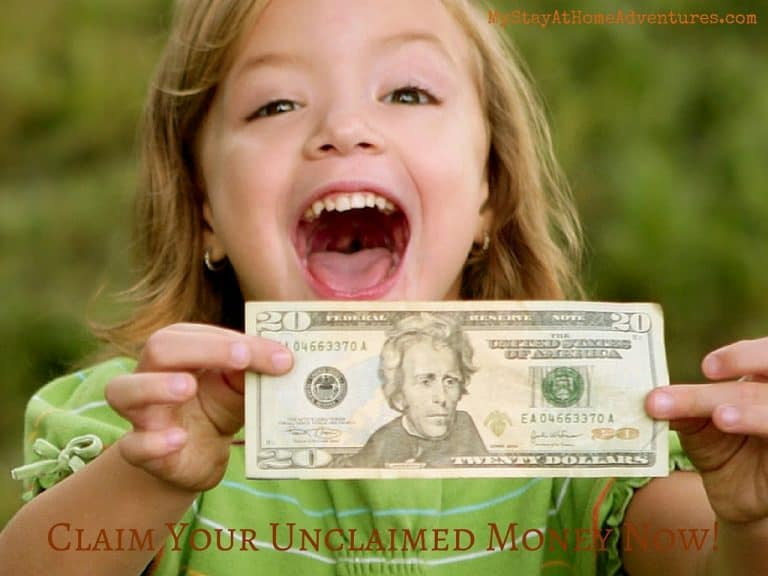 Claim Your Unclaimed Money Now