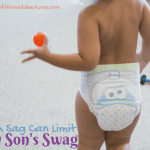 A Sag Can Limit My Son's Swag #SagToSwag
