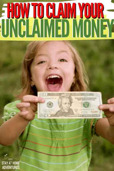 You could have some extra money available just for you and right now! Claim Your Unclaimed Money Now and see how much you are owed. via @mystayathome