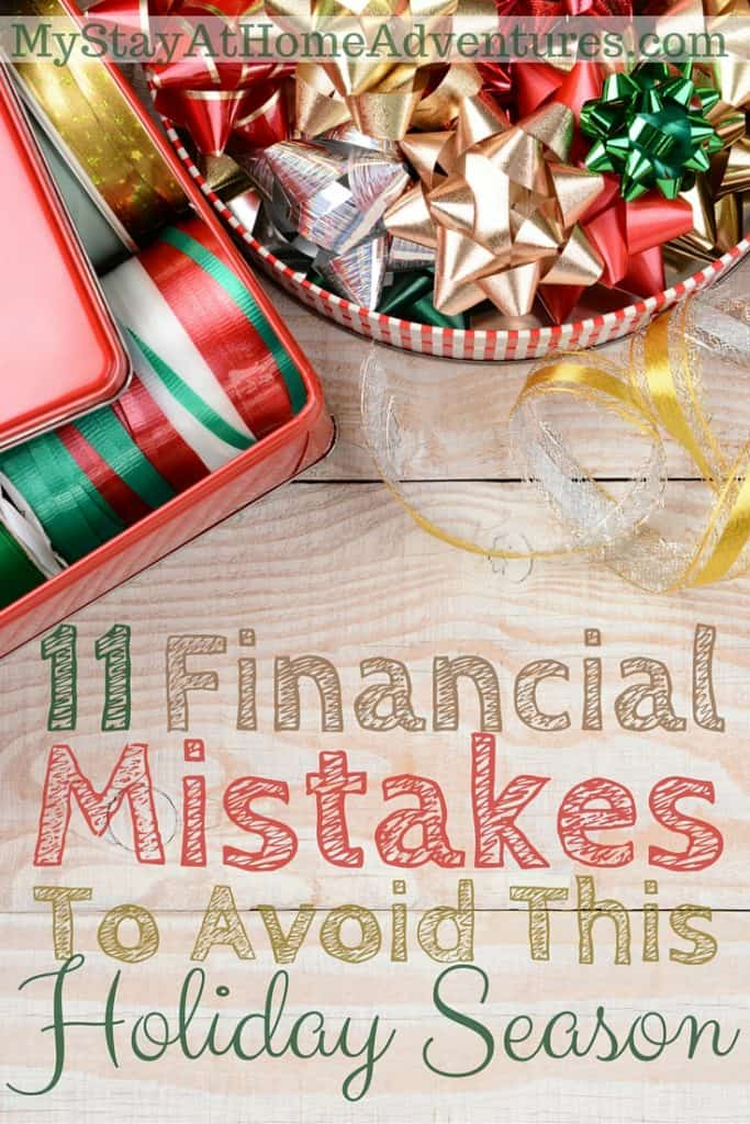 11 Financial Mistakes To Avoid This Holiday Season(2)