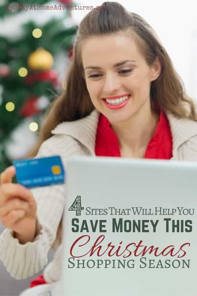 I know it's hard to accept, but Christmas shopping season is right around the corner. If you're looking for ways to beef up your savings for the holidays, or trying to save a bundle on the gifts you buy for friends and family, here are four sites that allow you to do both.