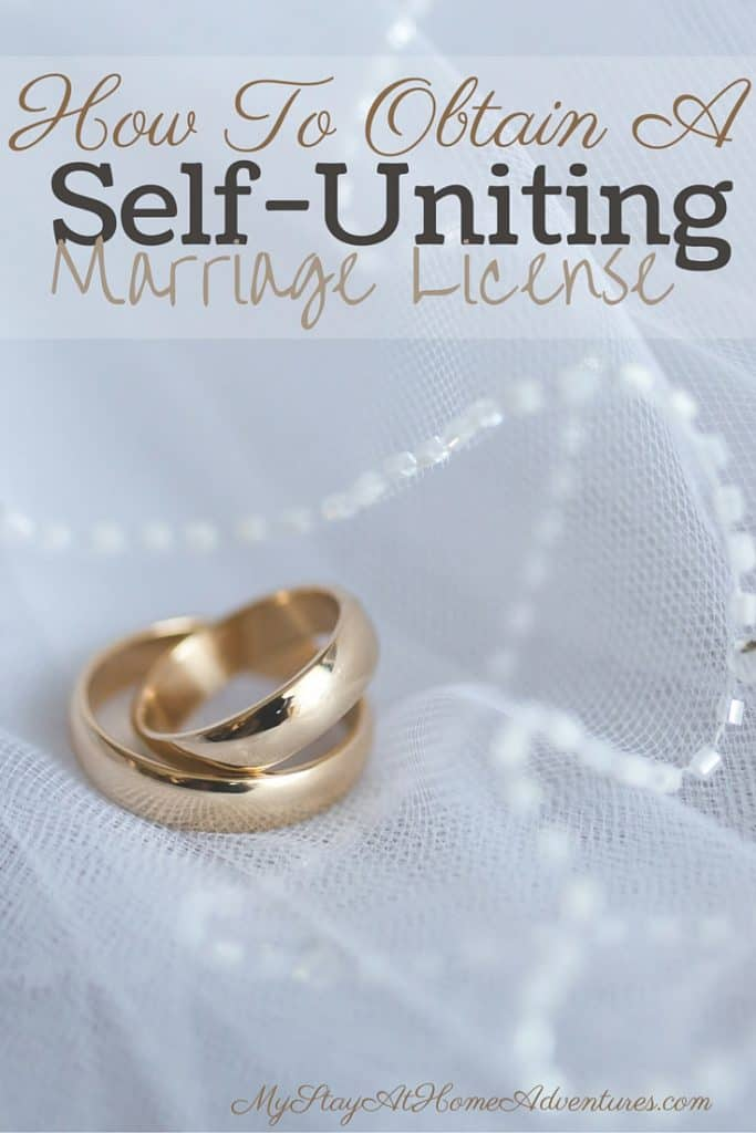 We got married in a beautiful self-uniting wedding, but it wasn't as simple. Learn how to avoid self-uniting marriage license legal problem in Pennsylvania.
