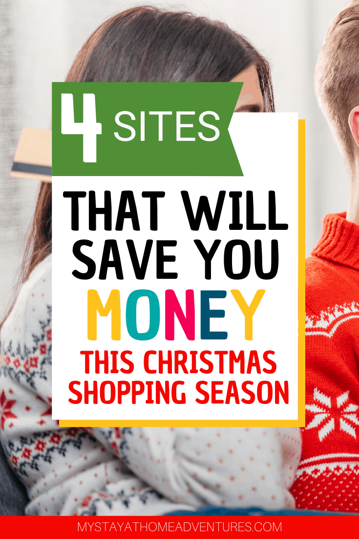 Skip the big-box sites and learn 4 sites that will help you save money this Christmas shopping season and some will even help you make money! via @mystayathome