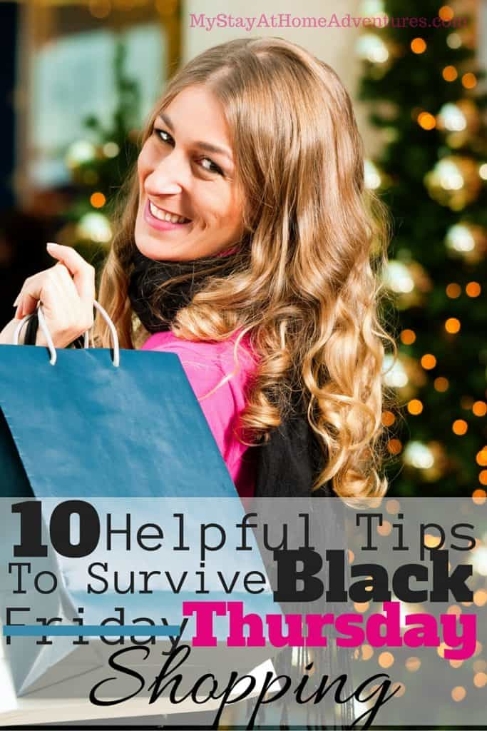 Venturing out to shop this Thanksgiving day? Read 10 Helpful Tips To Survive Black Friday Shopping before planning to head out.