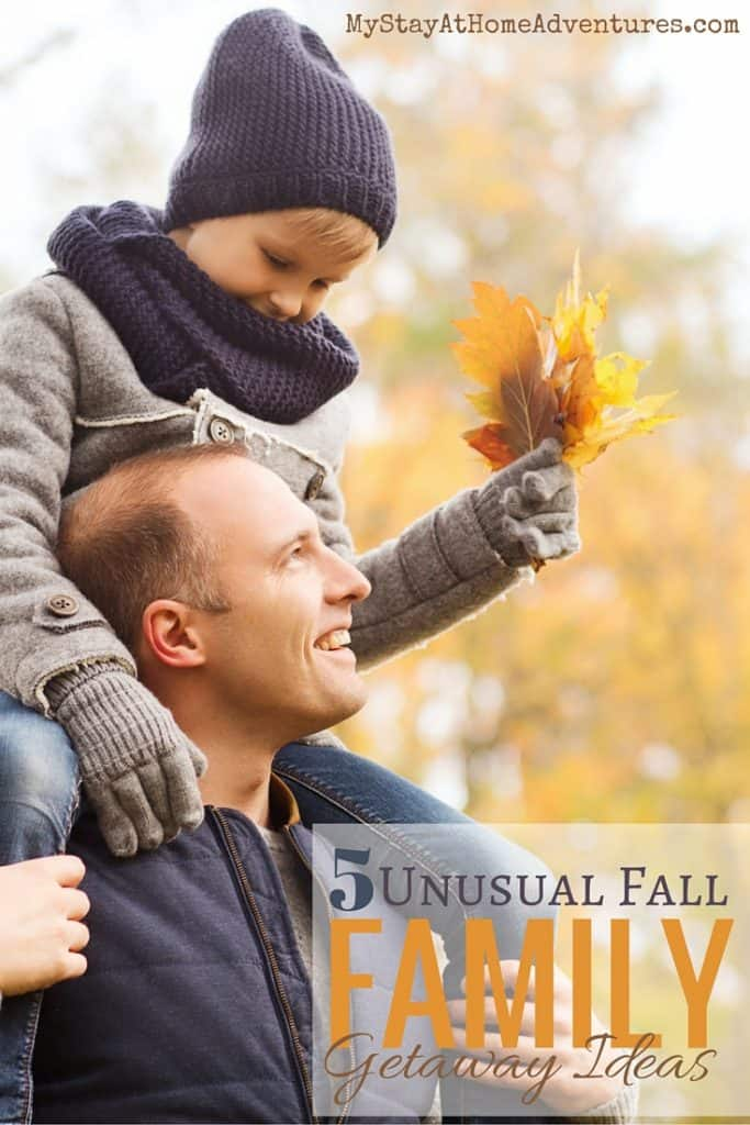 If you and your family put off going on vacation all summer long, fall is the perfect time! Check out these 5 Unusual Fall Family Getaway Ideas.