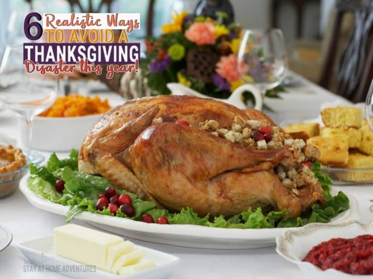6 Ways to Avoid a Thanksgiving Day Disaster