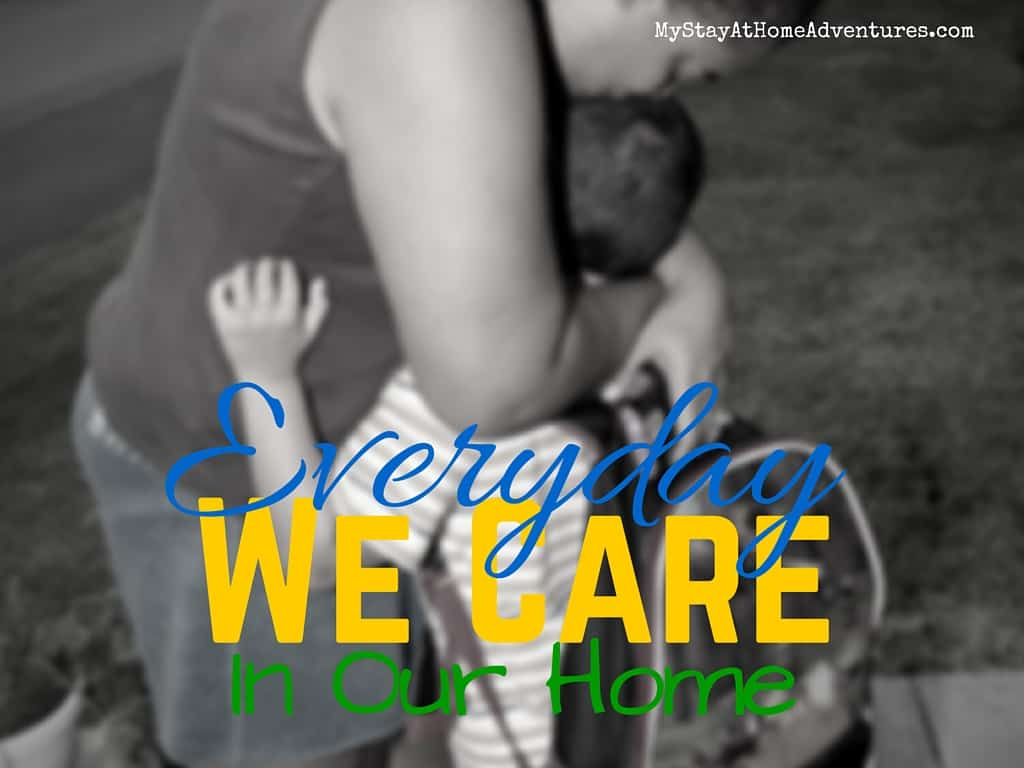 Everyday We Care In Our Home - Kleenex