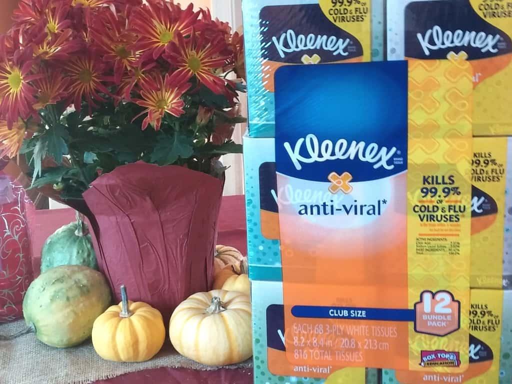 Kleenex anti-vira