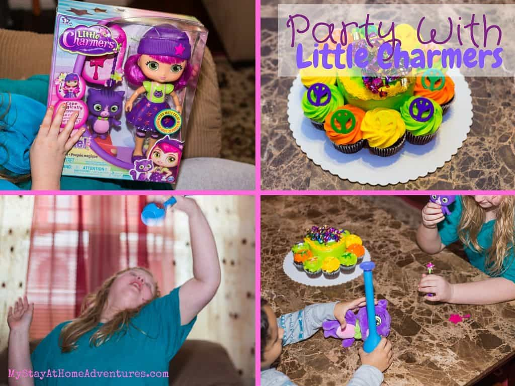 Party With Little Charmers(1)