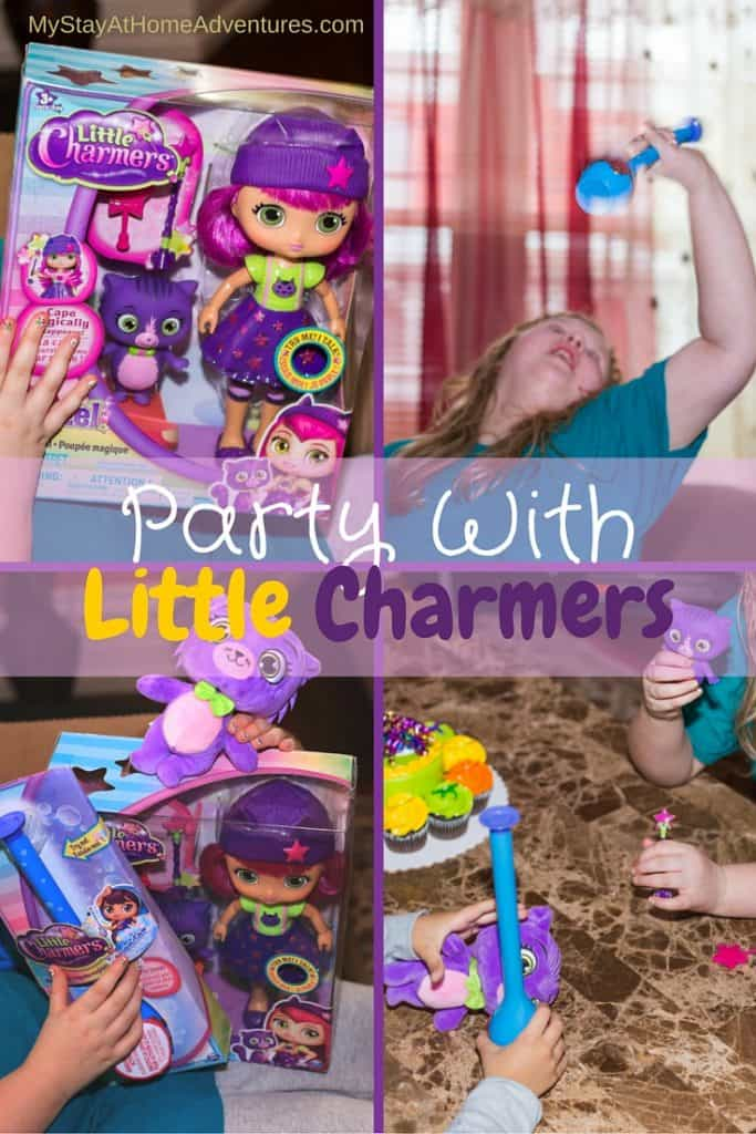 Party With Little Charmers(3)