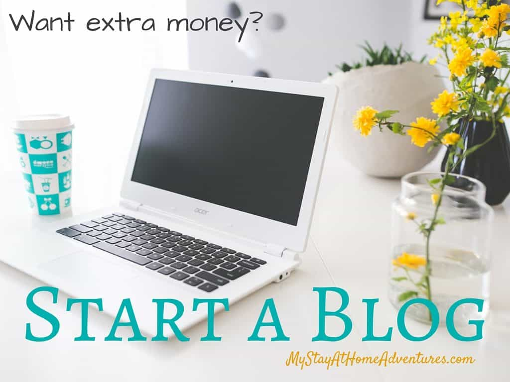 Want to make money online? Start a blog! Starting a blog is not as complicated as you might think. Learn how to start a blog in 5 minutes.