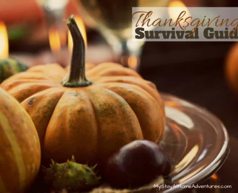 Thanksgiving Survival Guide: Keep It Simple