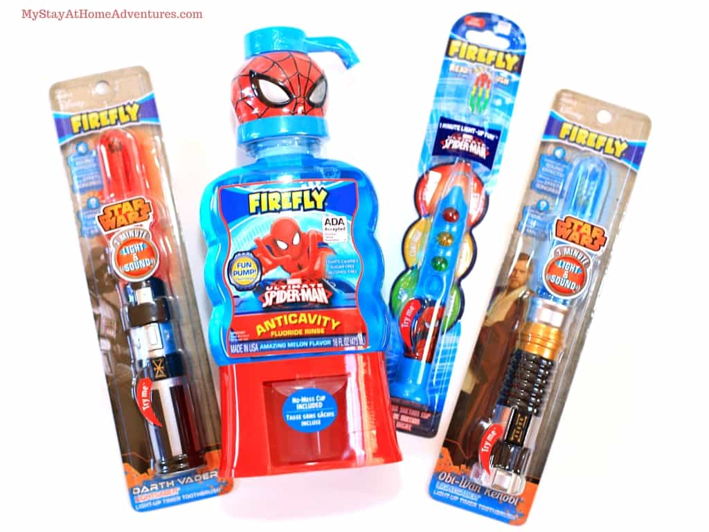 FireFly Kids Oral Products