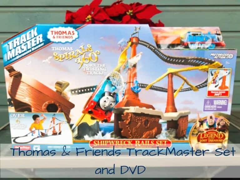 Fisher Price Thomas & Friends TrackMaster Set Plus Movie