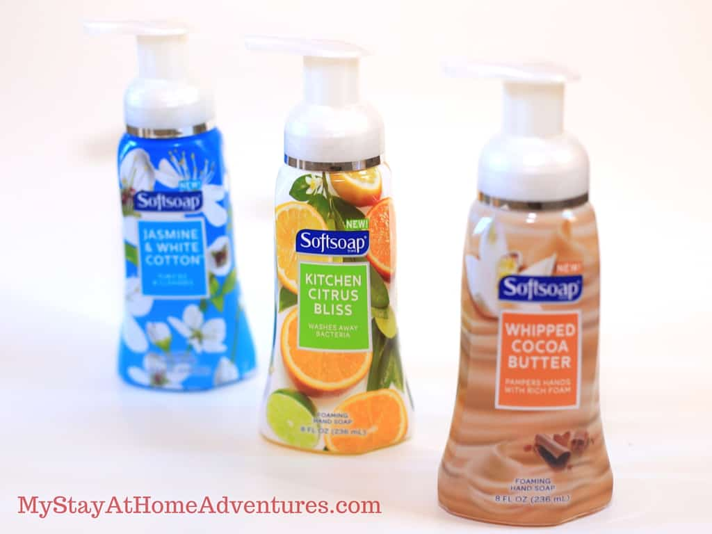 Softsoap handsoap(1)