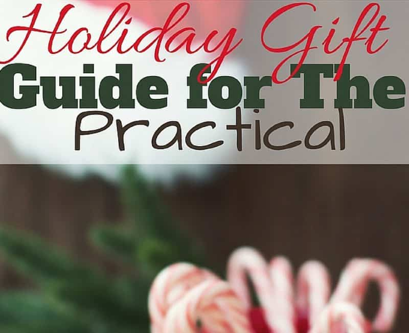 Holiday Gift Guide for The Practical for 2016