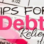 12 Tips for  Personal Debt Relief You Need to Learn