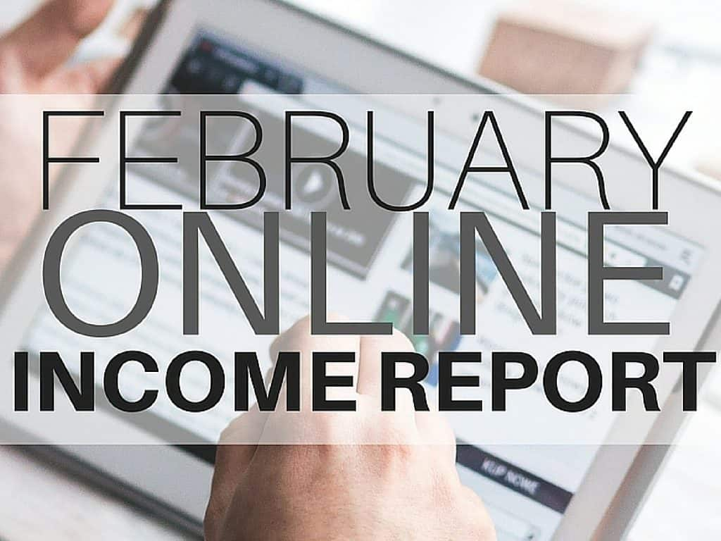 March is here and this means February online income report post is ready for you all to see. Learn how I made my February online income and get motivated.