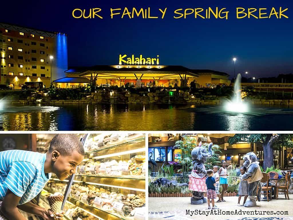 Our Family Spring Break