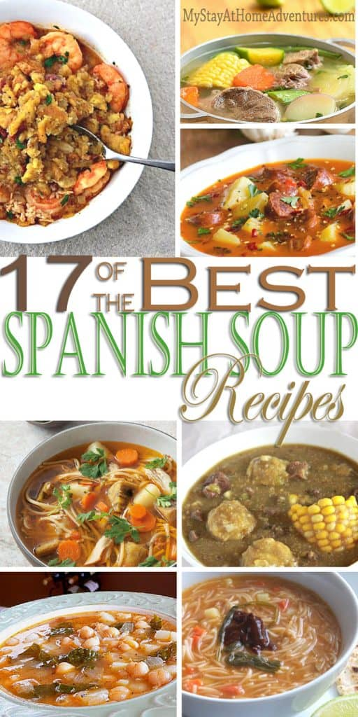 Looking for the best Spanish soup recipes around? Check out these collection of the Spanish soup recipes from beef stew to chowder.