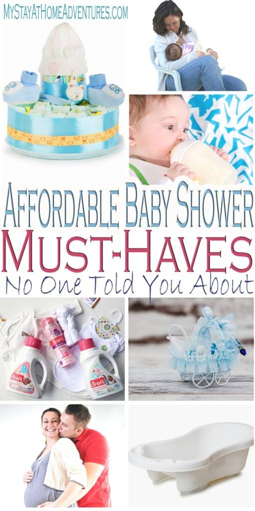Looking for some affordable baby shower must-haves? Check out these list and get some inspiration that will make everyone happy including your budget. #ad #amazinghood
