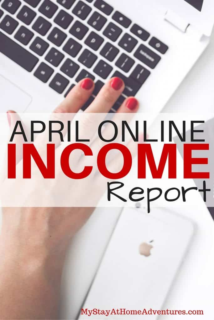 Though April seem to be the longest month ever for me blogging wise it was kind. Personally it wasn't kind to me! Check out my April Online Income Report.