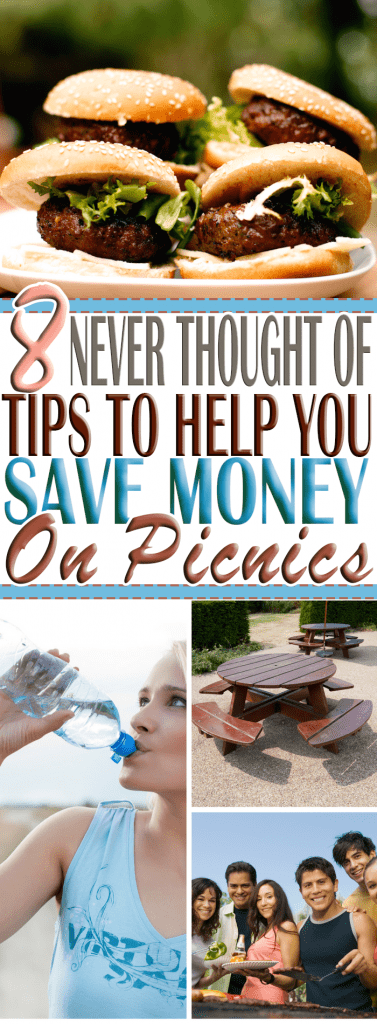 You can enjoy wonderful picnics this summer without breaking your budget. These never thought of tips will help you save money on picnics this year.