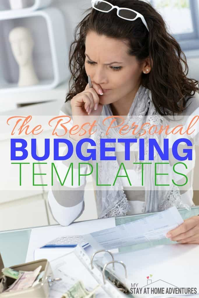 Looking for the best personal budgeting templates online? Here is a list of the best personal budgeting templates and yes, they are FREE!