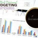 The Best 2020 Personal Budgeting Templates