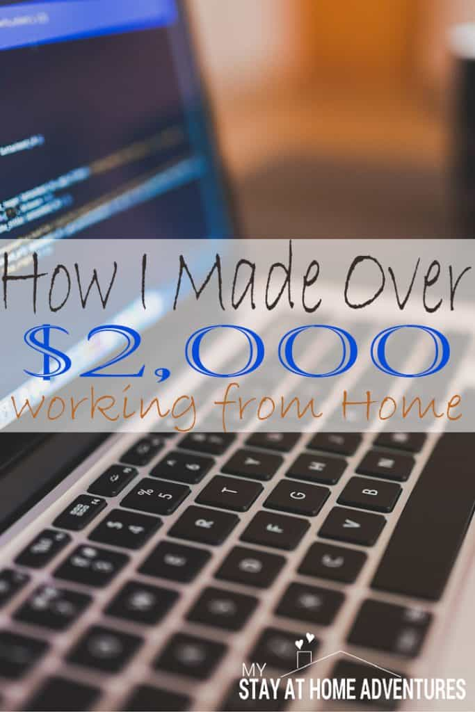 Check out our record breaking May online income report and learned how we earned over $2,000 of income with declining page views.
