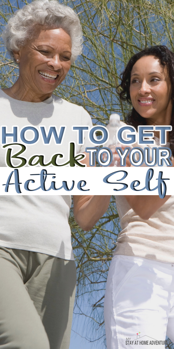 Getting back to my active self after giving birth to my son and having an emergency hysterectomy is not as easy, but possible. Learn how here.
