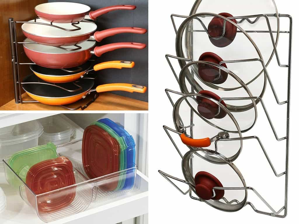 Clever Kitchen Organization Ideas and Gadgets(2)