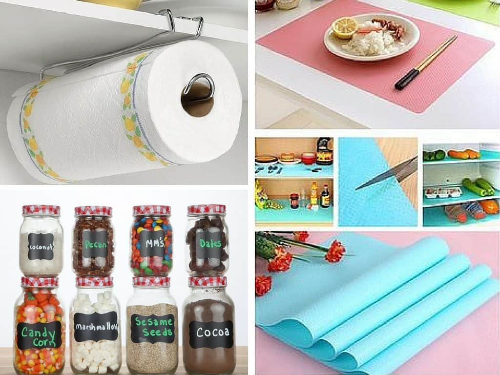 Clever Kitchen Organization Ideas and Gadgets(5)