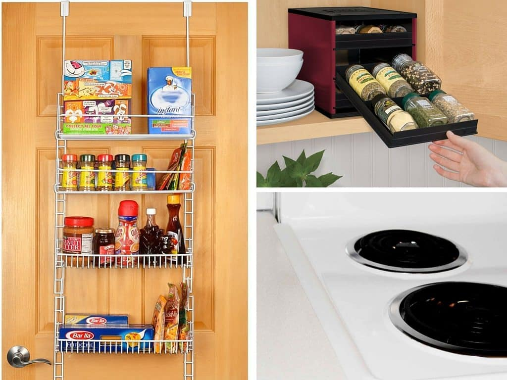 Clever Kitchen Organization Ideas and Gadgets(6)
